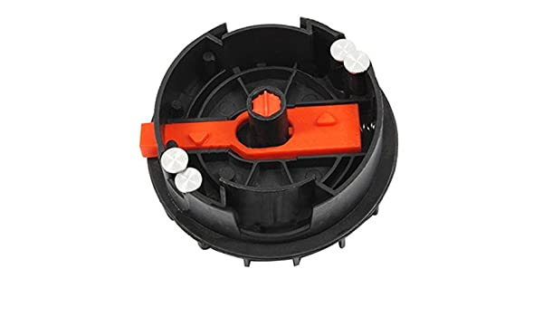Spares2go vivienda de bobina de cabezal de corte para Flymo EIT250 ...