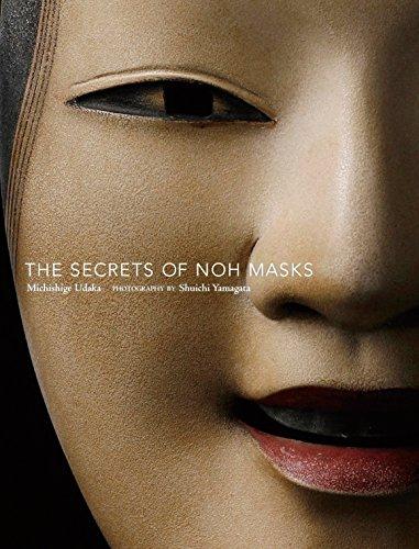 The Secrets of Noh Masks (San Jose Costume Shop)
