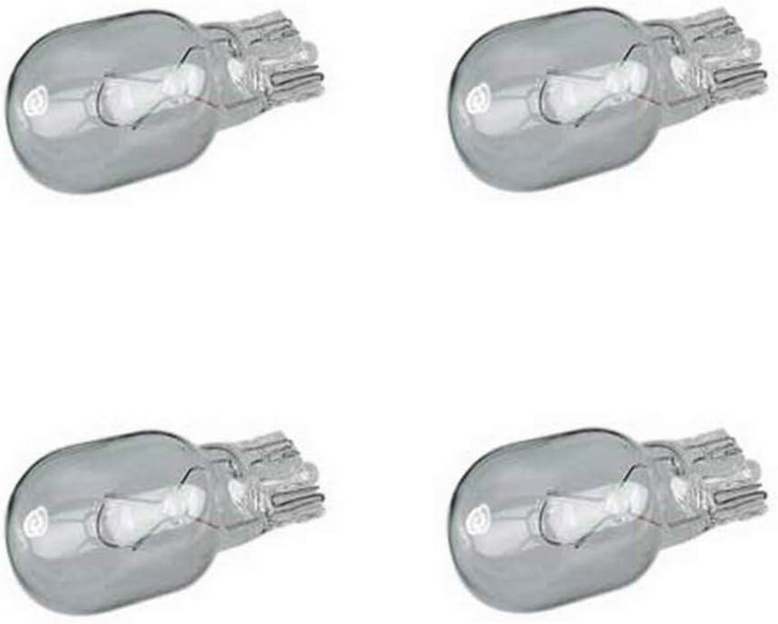 5 watt 2 x Twin Packs Wedge Bulb T15 12 Volt