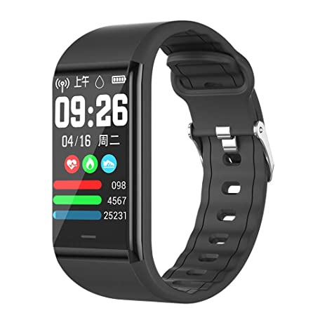 Amazon.com: ZMCY B88 Reloj inteligente, pantalla grande de 1 ...