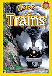 National Geographic Readers: Trains (National Geographic Readers: Level 1)