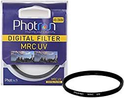 Photron 49mm MRC MC UV Digital Filter Multi Coated for Canon EF 50mm