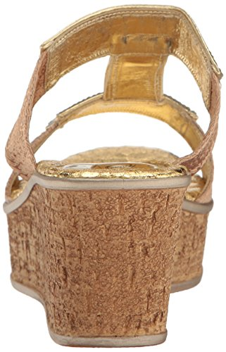 Love Wedge Gold Women's Ll Sai amp; Sandal Liberty wUwTrR8