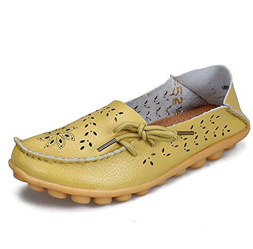 Yellow Qfish Collo Donna Basso 1 xqxrSwvt