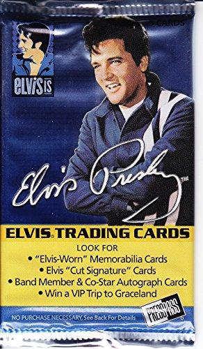 Elvis Trading Cards - 3