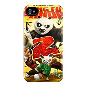 Perfect Hard Cell-phone Cases For Iphone 4/4s With Allow Personal Design High-definition Madagascar 3 Pictures CristinaKlengenberg