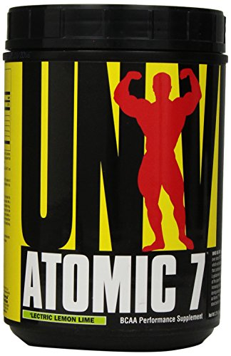 Universal Nutrition Atomic 7, Lectric Lemon Lime, 1 kg