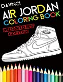 Air Jordan Coloring Book: Midnight Edition