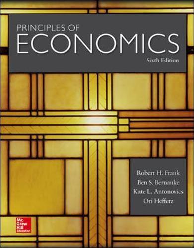 Principles of Economics (Irwin Economics)