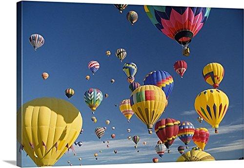 hot air balloon print - 9