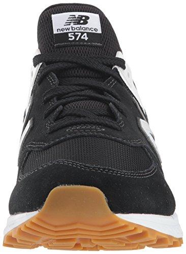 Balance Sneaker Nero New 574s Uomo awAqgwx74