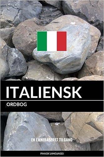 italiensk ordbog