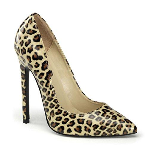 Pleaser Sexy-20 - Sexy fetiche-escarpins chaussures Femmes - talon hauts - 35-45, US-Damen:EU-35 / US-5 / UK-2