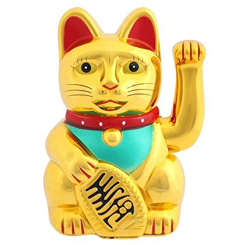 Gold Lucky Money Cat