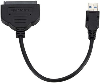 N-A SATA 22 Adaptador del Pin del USB 3.0 a los Cables de 2,5 ...