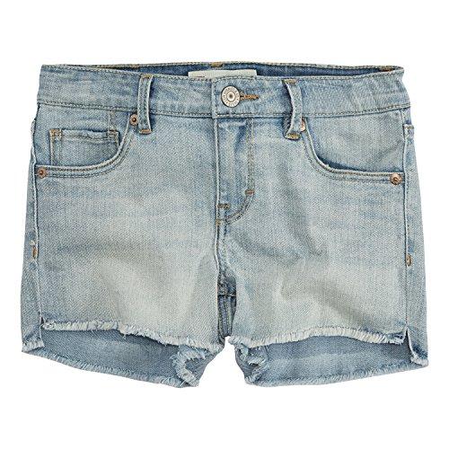 Levi's Girls' Denim Shorty Shorts ()