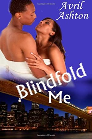 book cover of Blindfold Me