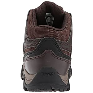 Hi-Tec Unisex-Kids Altitude VI Jr Waterproof Hiking Boot, Dark Chocolate, 4 Medium US Big Kid