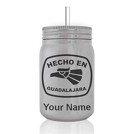 Amazon.com: Mason Jar Sports Bottle, Hecho en Guadalajara ...