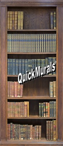 library-bookshelf-canvas-peel-and-stick-canvas-wall-mural-36-inches-wide-x-84-inches-high