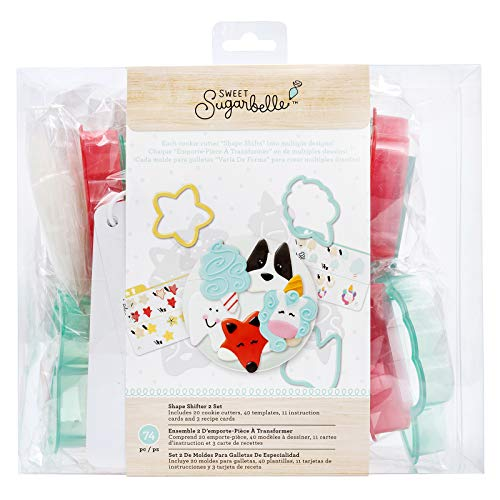 Sweet Sugarbelle 345496 Shape Shifter Set, Multi]()