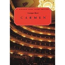 Carmen: Vocal Score