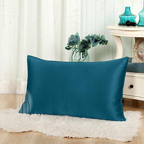 THXSILK 19mm Mulberry Silk Pillowcase for Baby Toddler Decor