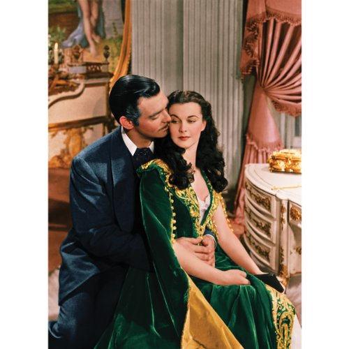 Gone with the Wind 1000 pc Classic Book Box, Baby & Kids Zone