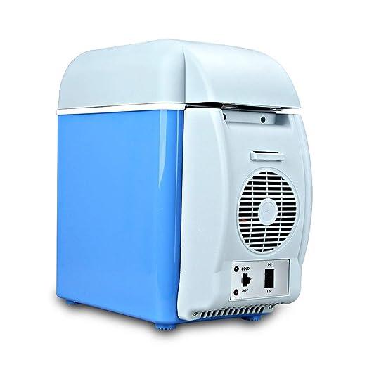 Nevera Portatil Refrigerador Azul De 7.5 Litros Para Automóviles ...