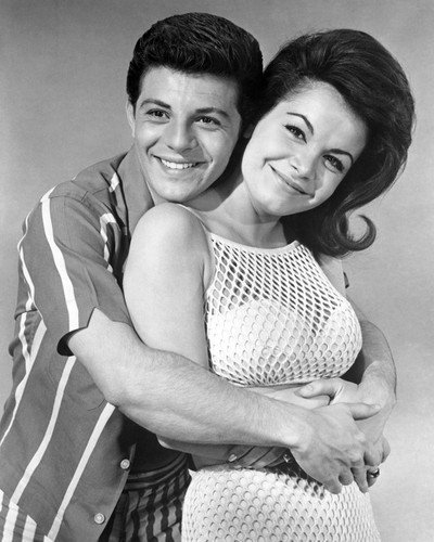 Annette Funicello the monkey's uncle