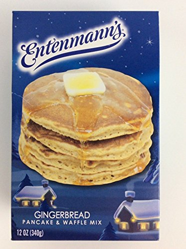 Entenmann's Gingerbread Pancake and Waffle (Gingerbread Pancake)