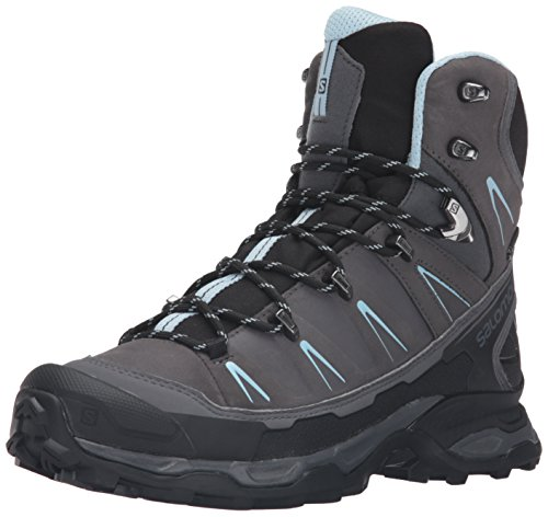 Dark X Cristal Cloud Ultra Black GTX Salomon Hautes W 000 Randonnée de Femme Gris Trek Chaussures Pd6nUa