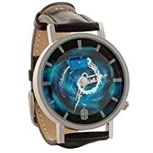 Doctor Who Spinning TARDIS Vortex Watch