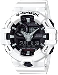 Men's 'G SHOCK' Quartz Resin Casual Watch, Color:White...