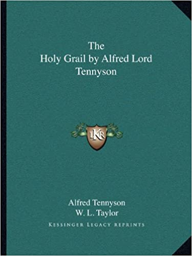 Book The Holy Grail by Alfred Lord Tennyson