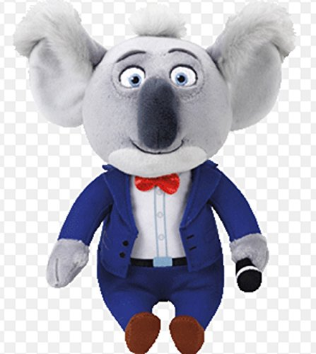 Ty Beanie Babies 41229 Buster Moon the Koala ()