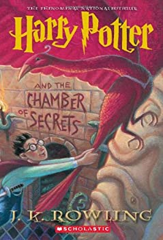 Harry Potter and the Chamber of Secrets 0439420105 Book Cover
