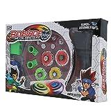 battle masters arena - Gyro toy set,NNDA CO Metal Rapidity Fight Masters Fusion Constellation Battle Gyro Toy Set