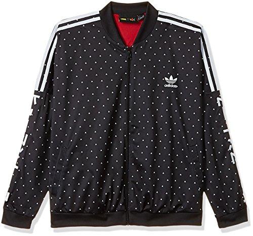 adidas Originals Damen Jacke Pharrell Williams HU Oversized