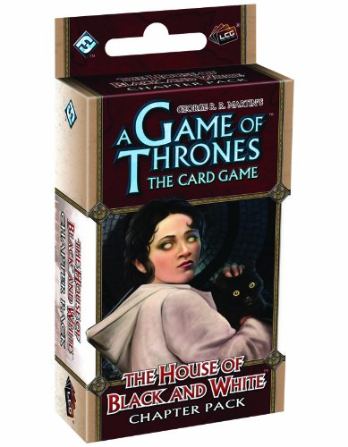 A Game Of Thrones  The Card Game   The House Of Black And White Chapter Pack