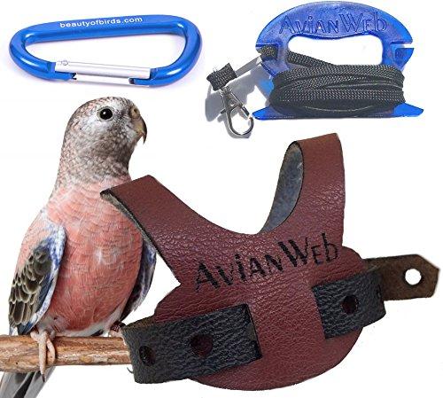 Pink Bird Harness - 5