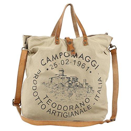 Campo Maggi borsa donna C1262TEVL beige Women