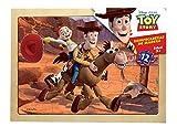 Novelty Rompecabezas Plano de Madera Toy Story