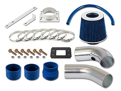 ST Racing Blue Short Ram Air Intake Kit + Filter 95-97 for Ford Ranger All Model with 2.3L