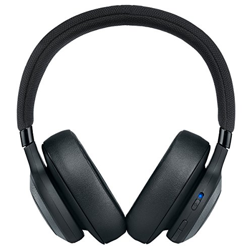 JBL Lifestyle E65BTNC Over-Ear Bluetooth Noise-canceling Headphones - Black by JBL (Image #3)