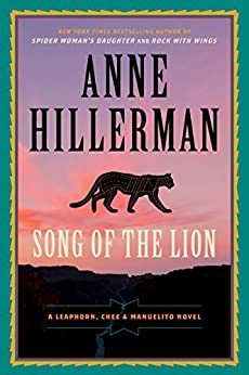 Song Lion Leaphorn Manuelito Novel ebook product image