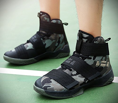 Couple 66 Running Men's No Shoes Sneaker Shoes Basketball High Fashion Women's Camouflage Top Town Sa4xxWdEwq