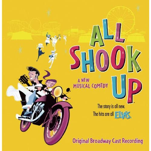All Shook Up Original Broadway Cast Recording