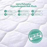 Sable Queen Size Electric Heated Mattress Pad, Safe