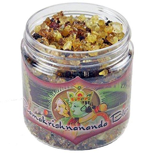 Resin Incense Ramakrishnananda Blend - 2.4oz jar Amber Home Appliances